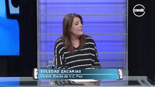 Soledad Zacarías - Viceintendenta electa de Villa Carlos Paz