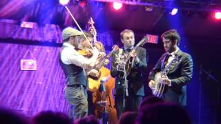 PUNCH BROTHERS- DEBUSSY- Shakori Hills Grassroots Festival of Music & Dance Spring 2016