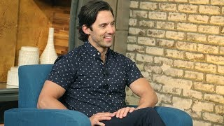 Milo Ventimiglia on coming to terms with his crooked mouth