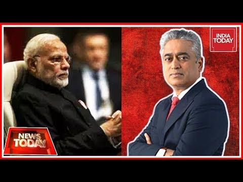 Exit Polls Predict NDA Victory : Is Modi The Big Boss Of Indian Politics?  News Today With Rajdeep