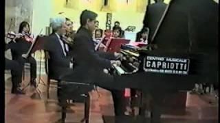 MOЦAРT K 271 ФАРАГАЛЛИ Pianist - S.PICCONE STELLA Conductor