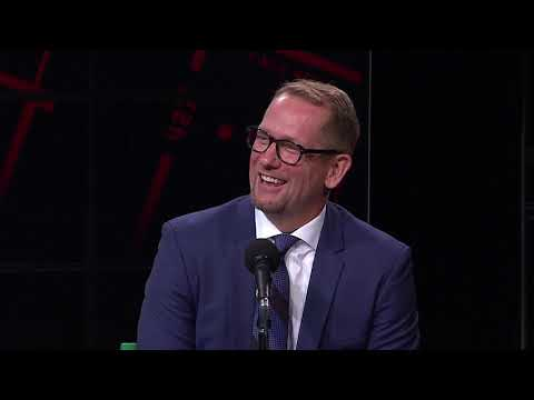 Raptors Media Day: Nick Nurse - September 24, 2018