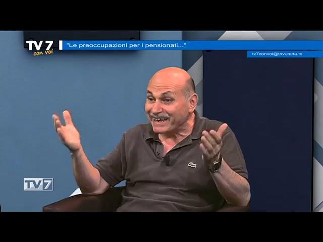 Spi Cgil con Voi del 21.06.2019   Preoccupazioni dei Pensionati (3 di 3)