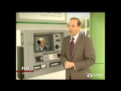 """NCRs Interactive Teller: """"The ATM of The Future"""""""