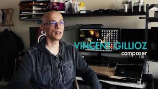 """SCORE TREK"" Teaser Interview with composer Vincent Gillioz"