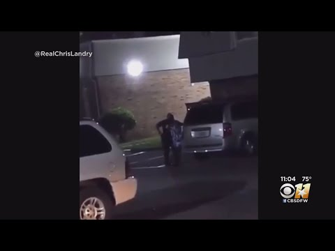 Video Shows Texas Officer Shooting Woman Who Claimed To Be Pregnant