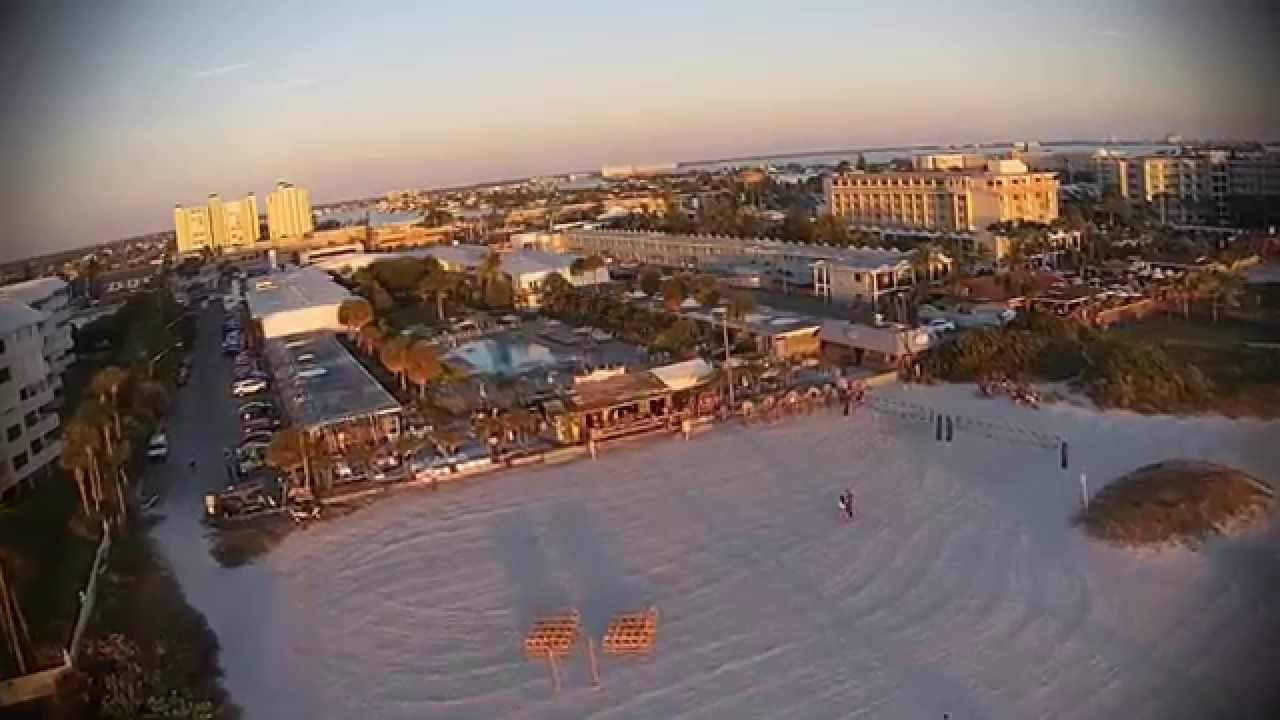 St Pete Beach Florida Video Of The