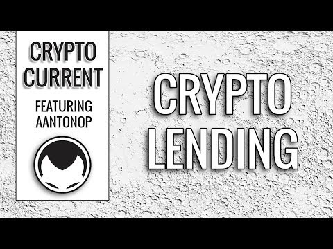 Crypto Lending - Andreas M. Antonopoulos