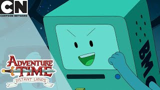 Adventure Time: Distant Lands | Save The Drift | Cartoon Network UK