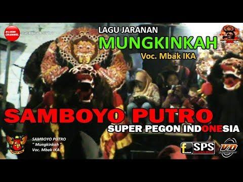 SAMBOYO PUTRO Lagu Mungkinkah Voc Mbak IKA Versi Super Pegon Indonesia Live Mbarik Betet 2017
