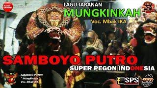Gambar cover SAMBOYO PUTRO Lagu Mungkinkah Voc Mbak IKA Versi Super Pegon Indonesia Live Mbarik Betet 2017