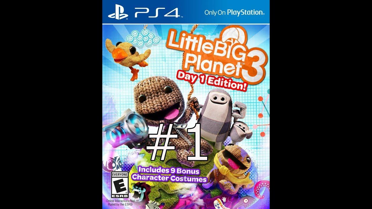 تحميل لعبة little big planet 3