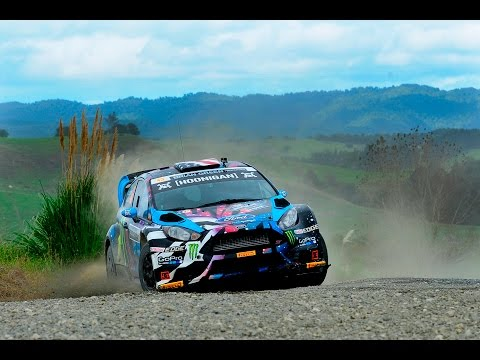 RALLY WHANGAREI 2015 HIGHLIGHTS