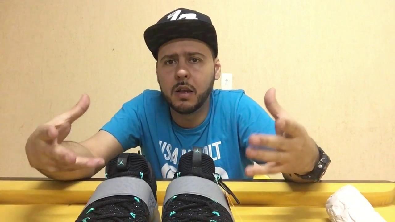 79bf8417ec64f Unboxing Nike Jordan trainer 2 flyknit - YouTube