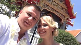THAI Phuket Wedding Ката Palm Тайланд, Пхукет, Свадьба, отдых, лето