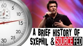 A Brief History Of Philip DeFranco & SourceFed