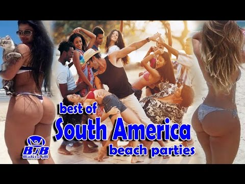 Best of SOUTH AMERICA BEACH PARTIES. Argentina, Brazil, Colombia, Peru, Chile.BABIS JB Live mix