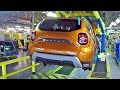 Dacia Duster (2018) PRODUCTION LINE – Romanian Car Factory