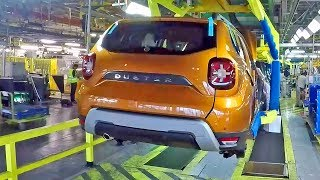 Dacia Duster (2018) PRODUCTION LINE - Romanian Car Factory