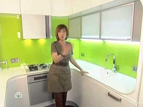 видео: Кухня 5 кв.м.