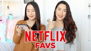 Our 2018 NETFLIX Faves! | The Caleon Twins