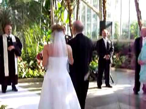 Courtney and Michael's wedding at the Jewel Box