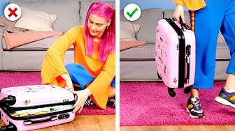 Farewell and Travel Safe with these 15 Useful Travel Hacks
