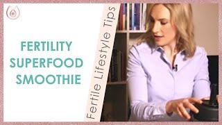 Awakening Fertility - Fertile Lifestyle Raw Superfood Smoothie - All Seasons