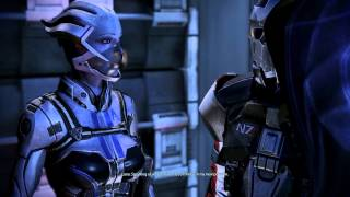 Mass Effect 3: Geth Dreadnought banter (all squadmates, includes romances and jealousies)