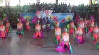 JPCS Panagbenga Festival 2012