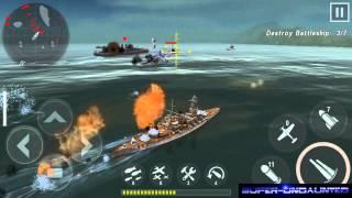 [WARSHIP BATTLE] Episode 4 Mission 4 Destroy Fleet