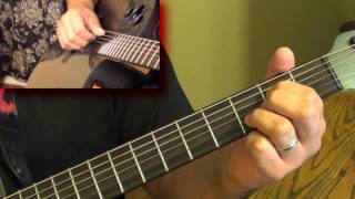 Guitar Tutorial - For the Love of You - The Isley Brothers