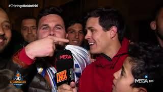 Video LOCURA en 'El Chiringuito de Edu Aguirre'... ¡EN TURÍN! download MP3, 3GP, MP4, WEBM, AVI, FLV Juli 2018