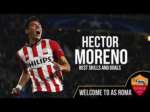 Hector Moreno ● Welcome To AS Roma ● Best Defensive Skills, Passes and Goals ● 2016/17