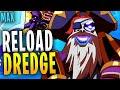 - DREDGE SCUTTLE BURST DAMAGE!   Paladins Gameplay