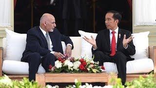 Jokowi Kaget! Presiden Afghanistan Tiba-Tiba Wanti-wanti soal Potensi Perpecahan Seperti Negaranya