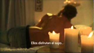 Repeat youtube video Mujer casada disfrutando su aventura sexual con hombre casado en la cama.