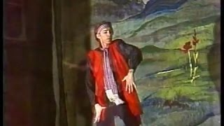 Choreographer and Dancer Rashid Ahmedov Karacev: DON QUIXOTE (Gara Garayev) THE BEST