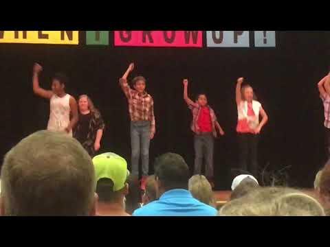 2018 Maud Elementary School Play