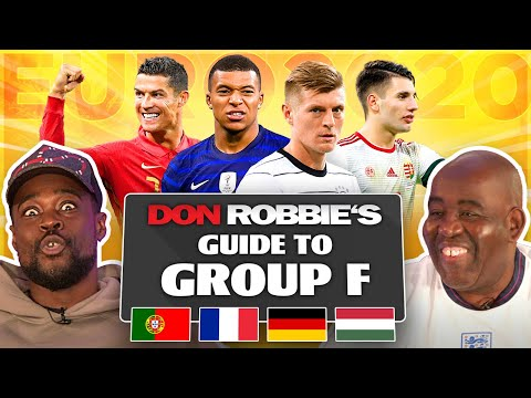 A Guide To GROUP F   Euro 2020 Ft @Expressions Oozing