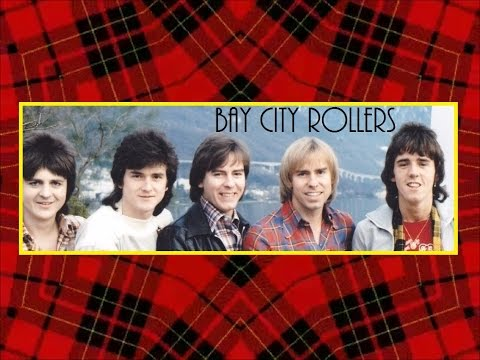 """I Only Want To Be With You"" (lyrics) 💖 BAY CITY ROLLERS 💖 ""Saturday Night"""