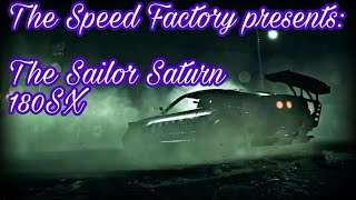 Need For Speed 2015 Sailor Saturn 180SX