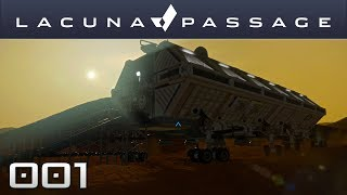LACUNA PASSAGE [001] [Überleben auf dem Mars] Let's Play Gameplay Deutsch German thumbnail