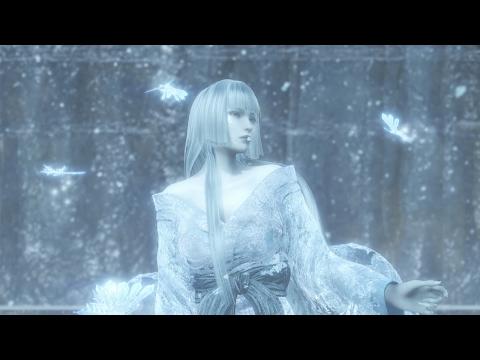 Nioh: Yukki-Onna Boss Fight (The Ice Queen)