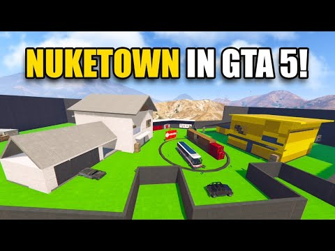 PLAYING ON NUKETOWN! *PLUS PS5 & XBOX SERIES X GIVEAWAY!* | GTA 5 Online