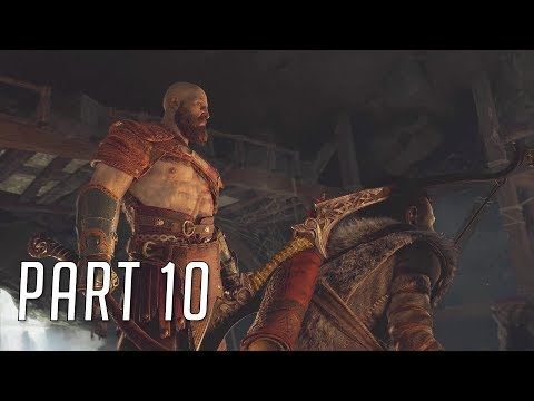 God of War (Hard) 100% Walkthrough 10 (Second Hand Soul)