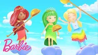 Barbie España 🌈Los Juegos del Reino del Arcoíris Mágico 🌈Dreamtopia Episodios Completos 🌈 💖