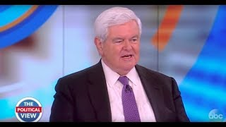 Newt Gingrich On Comey Hearing, Russia Investigation, Trump