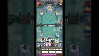 Jugando Clash Royale - Probando nuevo mazo con el montapuerco