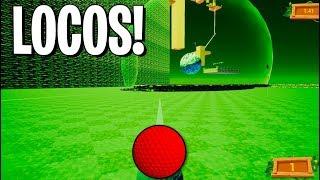 MAPA DE LOCOS! GOlf it